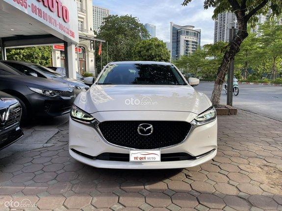 Bán Mazda 6 Premium 2.0AT 2020 - trắng