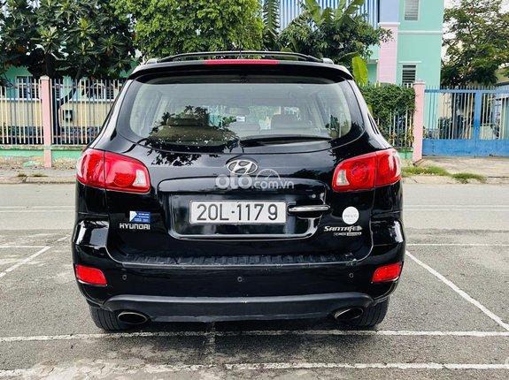 Cần bán Hyundai Santa Fe 2.2 bản CRDI số tự động, sản xuất 2007