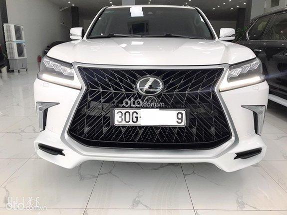 Bán xe Lexus LX570 Bản Xuất Mỹ sản xuất năm 2018 xe như mới, cam kết siêu đẹp