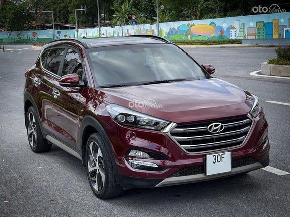 Bán Hyundai Tucson đăng ký 2018 chính chủ giá tốt 790tr