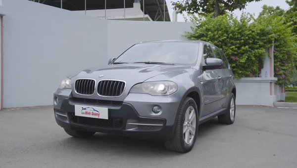 XE NGON GIÁ TỐT | BMW X5 2010 3.0L SUV hạng sang sau 10 năm liệu có còn đáng mua?1