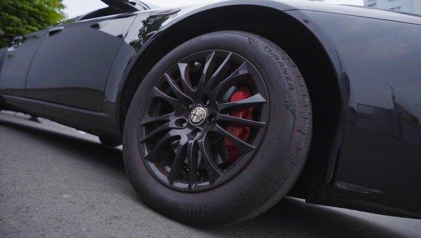 XE NGON GIÁ TỐT | Xe thể thao hiếm Alfa Romeo 159 đời 2013 giá chưa tới 1 tỉ.2