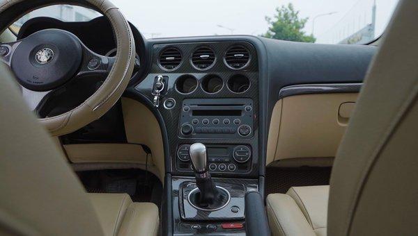 XE NGON GIÁ TỐT | Xe thể thao hiếm Alfa Romeo 159 đời 2013 giá chưa tới 1 tỉ.6
