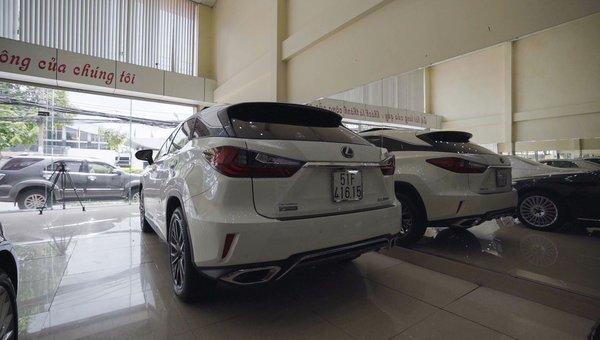 XE NGON GIÁ TỐT | Lexus RX350 F-sport chạy 40.000km vẫn giữ giá hơn 3 tỉ.2