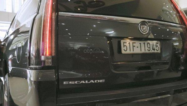 XE NGON GIÁ TỐT | Cadillac Escalade ESV 2015 đạt 10/10 điểm nội thất.3