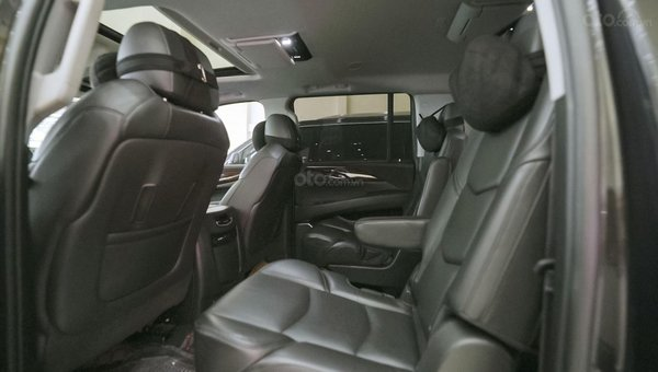 XE NGON GIÁ TỐT | Cadillac Escalade ESV 2015 đạt 10/10 điểm nội thất.1