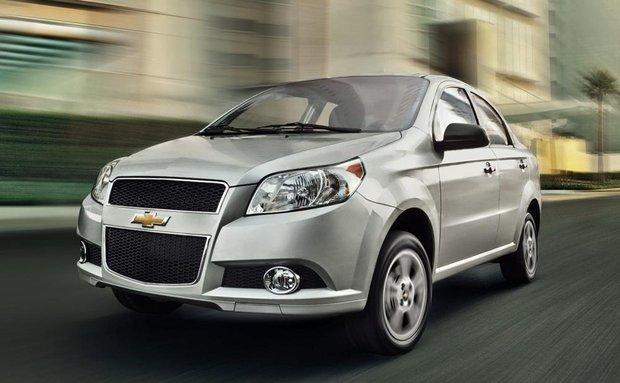Đánh giá xe Chevrolet Aveo 2017 đi kèm giá bán và thông số kỹ thuật
