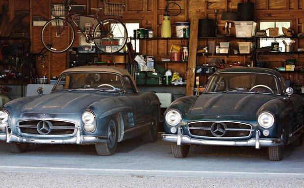 Mercedes cũ
