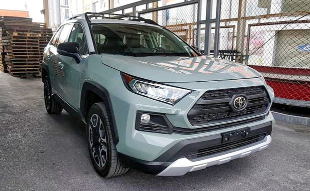 Toyota RAV4 2019 về Việt Nam, đắt gấp đôi Honda CR-V, Mazda CX-5