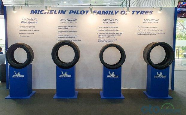 Michelin giới thiệu sản phẩm lốp mới Pilot Sport 4 SUV dành cho dòng xe thể thao đa dụng