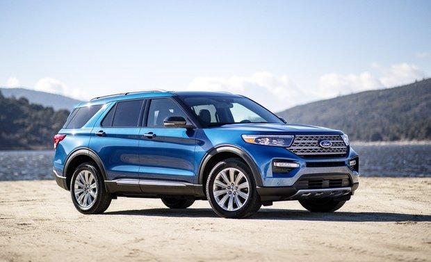 Ford Explorer 2020 chậm giao xe do vướng mắc về chất lượng