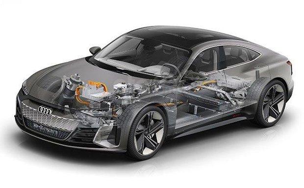Thế hệ xe điện tiếp theo của Audi sẽ sử dụng nền tảng cao cấp của Porsche