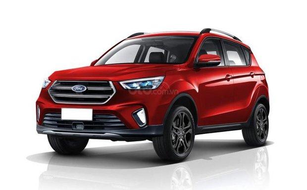 Ford EcoSport thế hệ tiếp theo sẽ lớn hơn và dự kiến ra mắt năm 2021