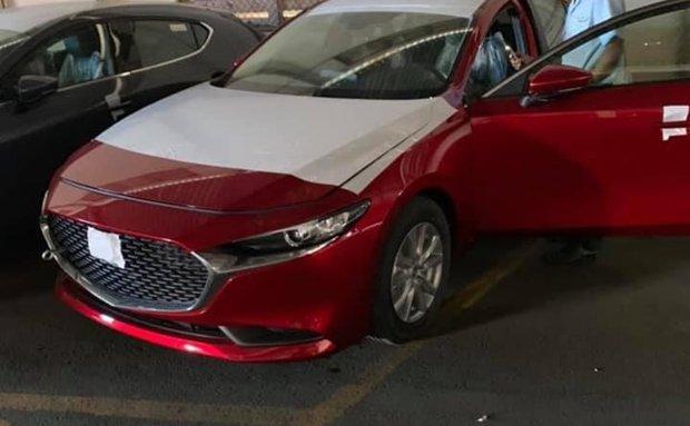 Lộ thêm ảnh Mazda 3 2020 trước ngày ra mắt