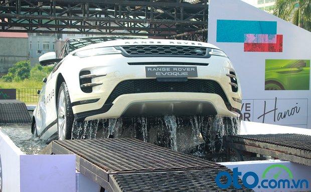 Trên tay Range Rover Evoque 2020 vừa ra mắt vượt mọi địa hình