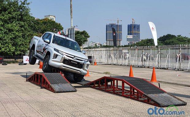 Sự kiện Mitsubishi Festival 2019 đang diễn ra tại Hà Nội có đáng để đến trải nghiệm?