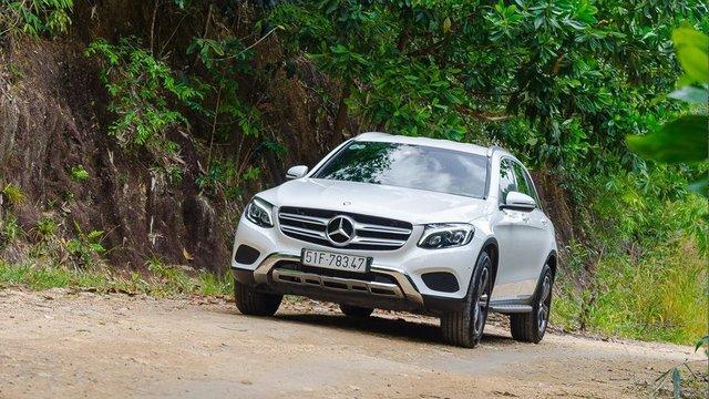 Đánh giá xe Mercedes-Benz GLC-Class 2017