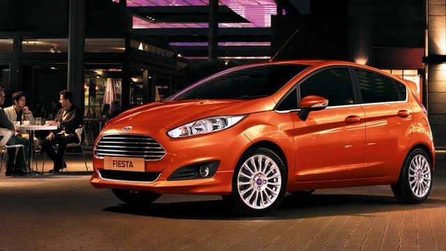 Đánh giá xe Ford Fiesta 2016