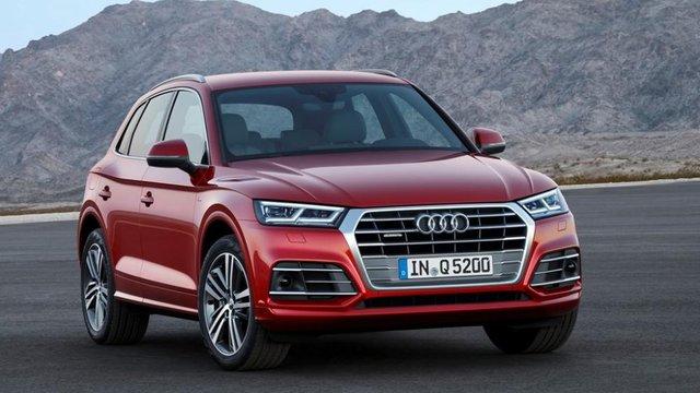 Đánh giá xe Audi Q5 2017-2018