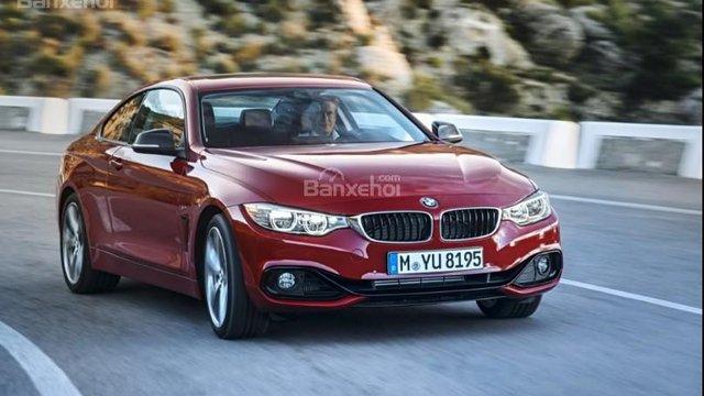 Đánh giá xe BMW 4-Series 2017-2018