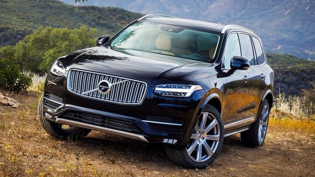 Đánh giá xe Volvo XC90 2017-2018