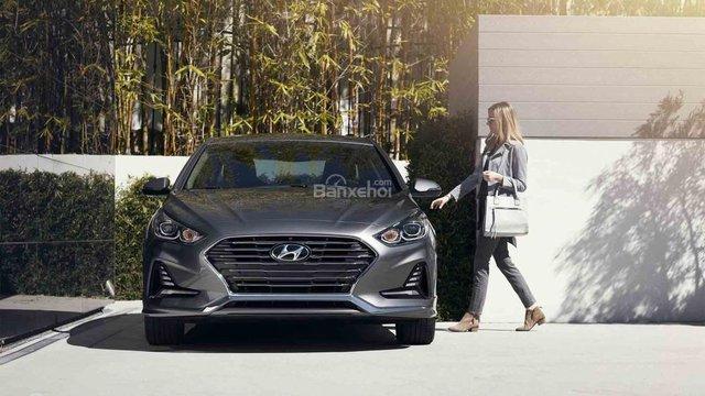 Đánh giá xe Hyundai Sonata 2018