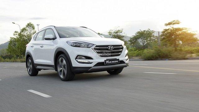 Đánh giá xe Hyundai Tucson CKD 2017-2018