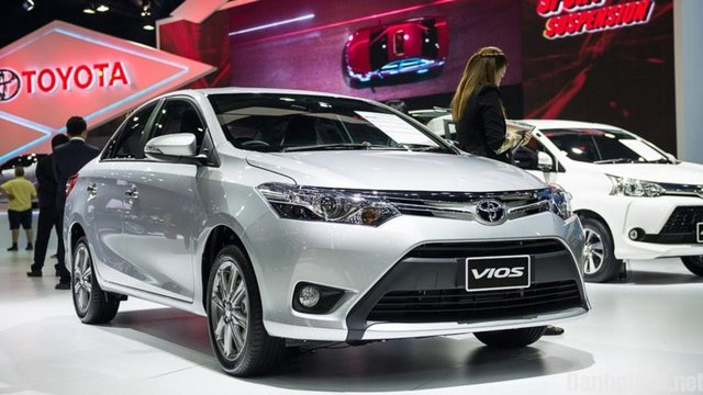 Đánh giá xe Toyota Vios 2017