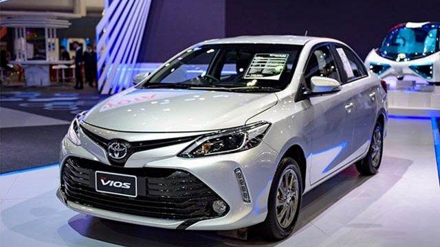 Đánh giá xe Toyota Vios 2018 bản nhập Thái Lan