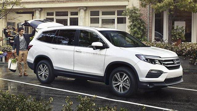 Đánh giá xe Honda Pilot 2018 - xe crossover có khả năng offroad đáng nể
