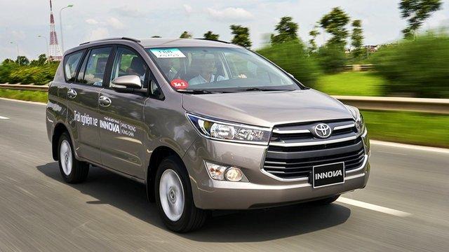 Đánh giá xe Toyota Innova 2016 thế hệ mới