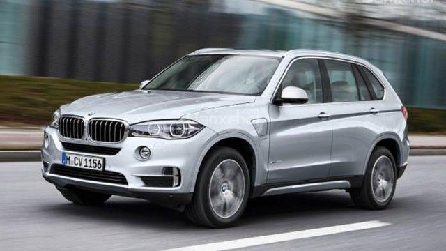 Đánh giá xe BMW X5 2017-2018