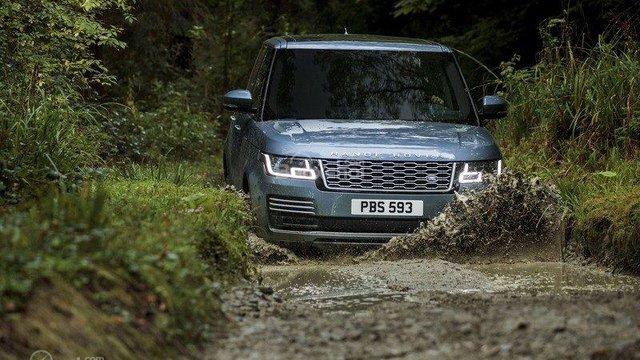 Đánh giá xe Land Rover Range Rover 2018