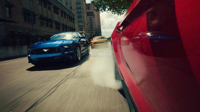 Đánh giá xe Ford Mustang 2018 về giá bán và thông số kỹ thuật