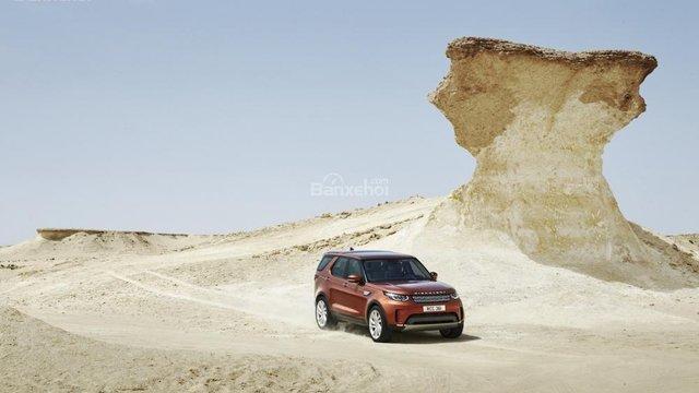Đánh giá xe Land Rover Discovery 2018