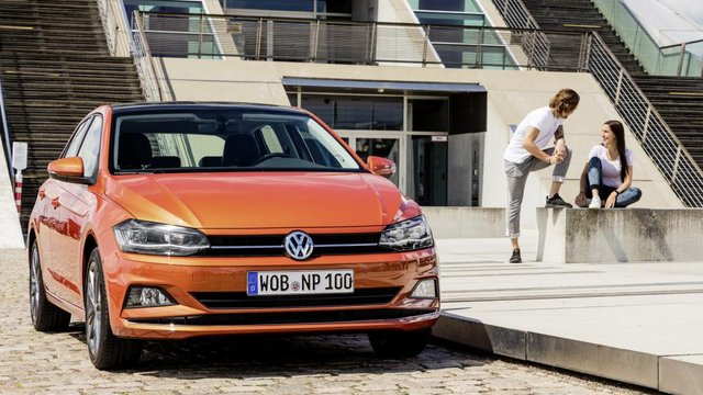 Đánh giá xe Volkswagen Polo 2018