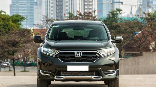 Đánh giá xe Honda CR-V L 2019-2020 bản cao cấp nhất tại Việt Nam