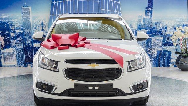 Đánh giá xe Chevrolet Cruze 2017 về loạt nâng cấp mới