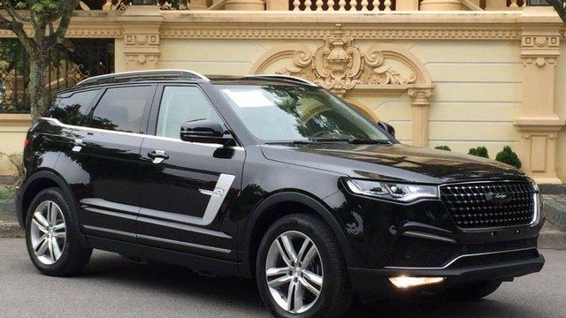 Đánh giá xe Zotye Z8 2018