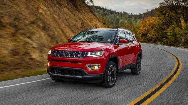 Đánh giá xe Jeep Compass 2018