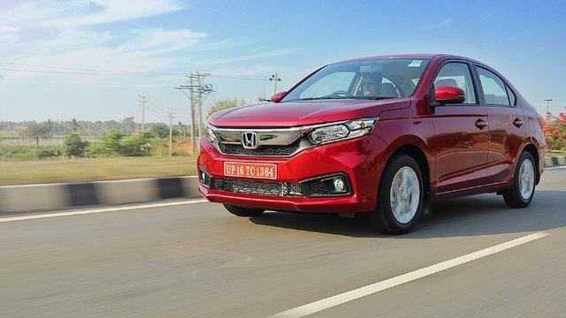 Đánh giá xe Honda Amaze 2018