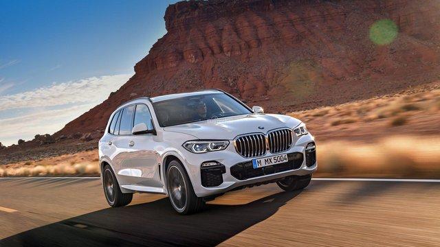 Đánh giá xe BMW X5 2019 thế hệ mới