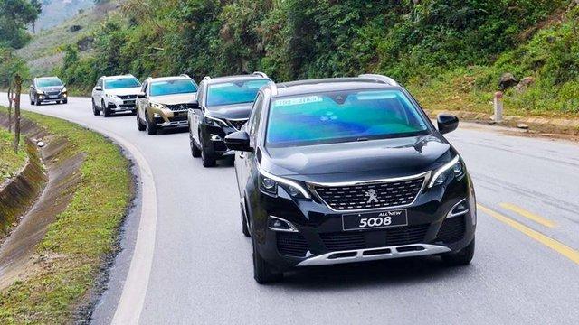 Đánh giá xe Peugeot 5008 2018-2019