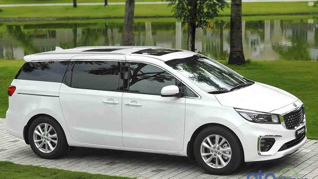 Đánh giá xe Kia Sedona 2019 bản máy xăng Luxury G