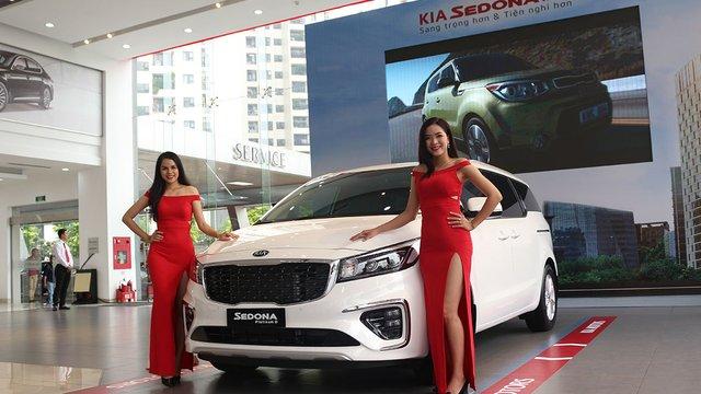 Đánh giá xe Kia Sedona 2019 bản máy dầu Luxury D