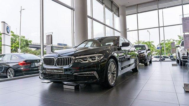 Đánh giá xe BMW 530i 2019: Có gì để thuyết phục khách hàng lựa chọn?