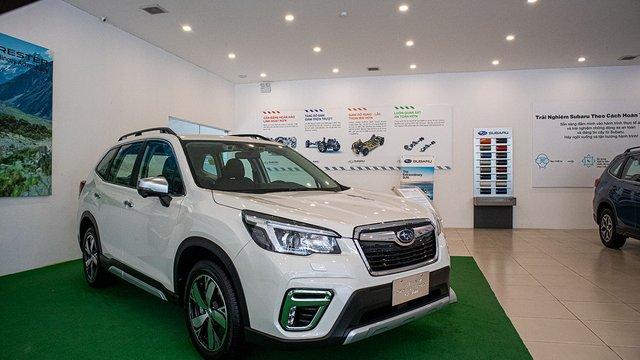 Đánh giá xe Subaru Forester 2019-2020: An toàn vượt trội trong phân khúc