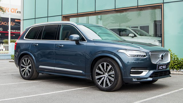 Đánh giá xe Volvo XC90 2020: Còn quá tốt để phải thay đổi