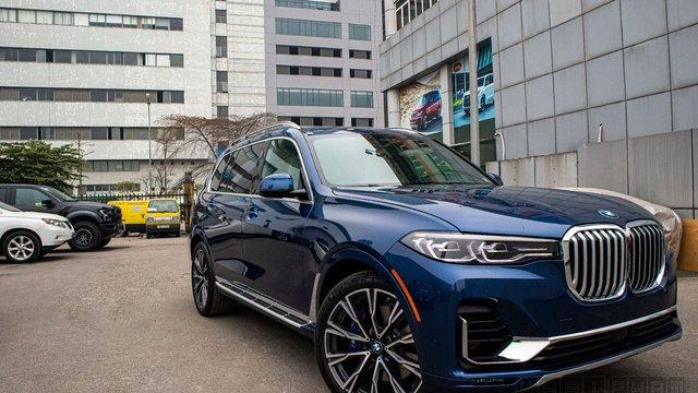 Đánh giá xe BMW X7 2019-2020: Đối thủ mới của Lexus LX570