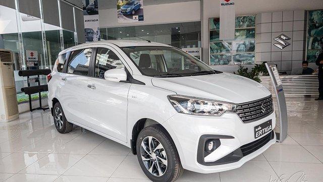 Đánh giá xe Suzuki Ertiga 2020 GLX AT